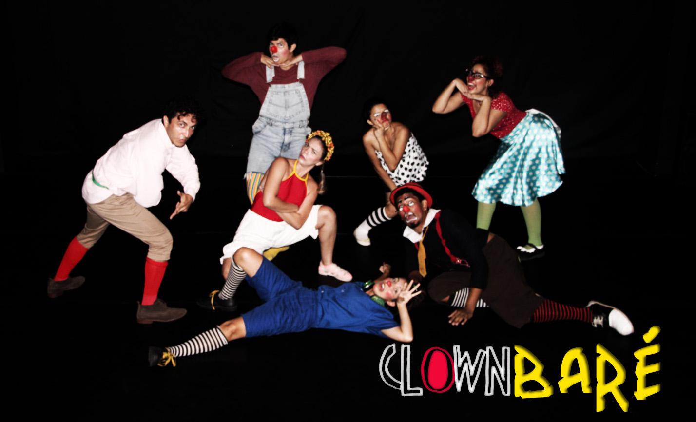 clownBARE1ed